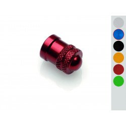 Bouchon de valve LIGHTECH cobalt alu
