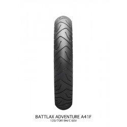 Pneu BRIDGESTONE BATTLAX A41 G R1200GS 120/70 R 19 M/C 60V TL