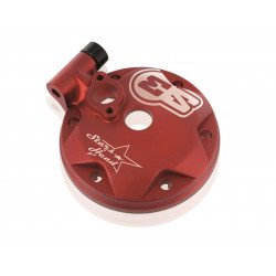 Culasse S3 rouge Gas Gas