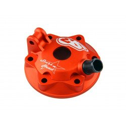 Culasse S3 orange KTM/Husqvarna
