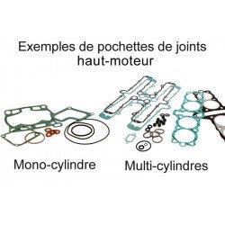 KIT JOINTS HAUT-MOTEUR POUR CG125 MONO-CYLINDRE 1976-83