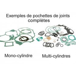 KIT JOINTS COMPLET POUR CG125 MONO-CYLINDRE 1976-83