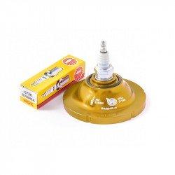 Insert de culasse S3 basse compression or Gas Gas TXT 280