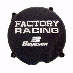Couvercle de carter d'allumage BOYESEN Factory Racing noir Honda CR500R