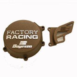 Couvercle d'allumage BOYESEN Factory Racing magnesium Kawasaki KX80/KX85