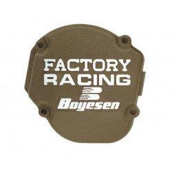 Couvercle de carter d'allumage Boyesen Factory Racing magnesium KTM SX125/150 Husqvarna TC125