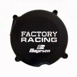 Couvercle d'allumage BOYESEN Factory Racing alu noir Honda CR250R