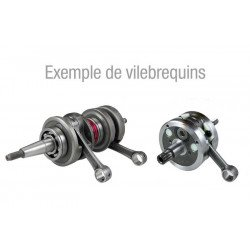 Vilebrequins complet pour Yamaha YFM700G Grizzly 06-07