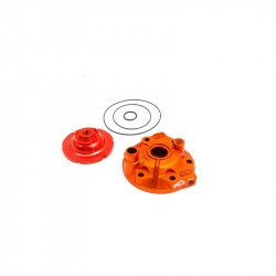 Kit culasse et insert S3 Power haute compression orange KTM/Husqvarna