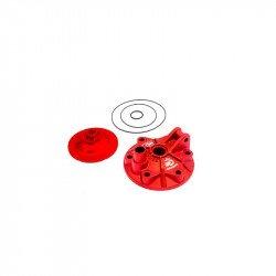 Kit culasse et insert S3 Power haute compression rouge Gas Gas EC300