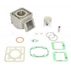 Kit cylindre-piston ATHENA Ø49,5mm 80CC liquide Yamaha DT80LC/YSR80