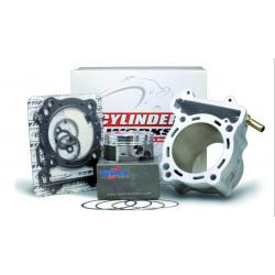 Kit cylindre-piston CYLINDER WORKS Oversize Ø99mm Honda CRF450