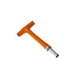Durite de radiateur en T SAMCO Orange - 1 durite KTM SX/SX-F