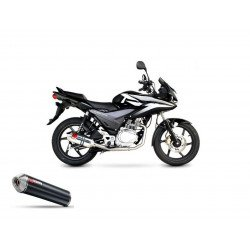 Ligne Scorpion Factory carbone Honda CBF125
