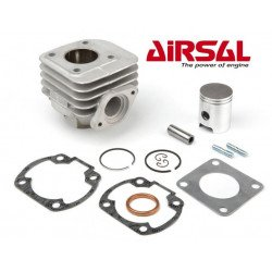 KIT CYLINDRE-PISTON AIRSAL POUR SCOOTERS 50CC