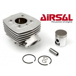 KIT CYLINDRE PISTON AIRSAL POUR CYCLO PEUGEOT