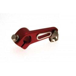 Poussoir d'embrayage BIHR alu anodisé rouge moteurs Derbi
