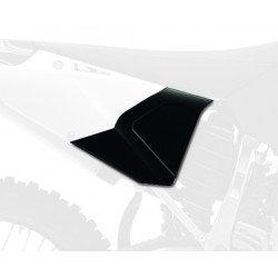 Boîte à air POLISPORT restylé noir avec cache boîte à air Yamaha YZ125/250/250X
