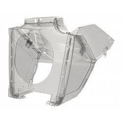 Boîte à air POLISPORT transparent/restyle Yamaha