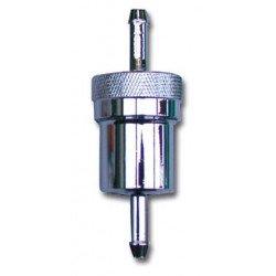 Filtre à essence BIHR rond alu anodisé démontable L75mm