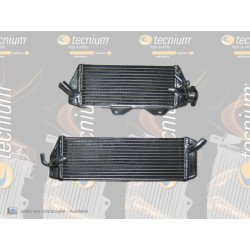 Radiateur gauche TECNIUM Yamaha YZ/WR125