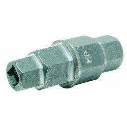 Multi-douilles BIHR pour axe de roue avant 17/19/22/24mm