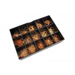 Coffret rondelles cuivre BIHR 400 pièces