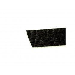 Ruban adhésif coton HPX noir 19mm x 25m