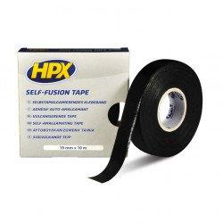 Ruban adhésif vulcanisant HPX noir 19mm x 10m