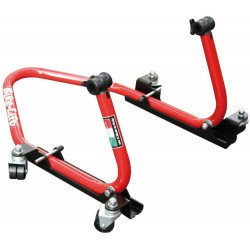 "Béquille de stand BIKE LIFT Easy Mover 360° avec supports en ""V"""