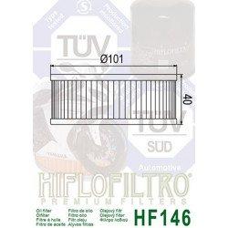 Filtre à huile HIFLOFILTRO HF146 Yamaha