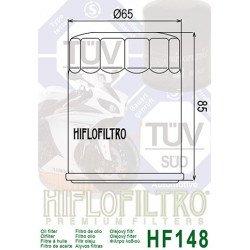 Filtre à huile HIFLOFILTRO HF148 noir