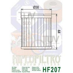 Filtre à huile HIFLOFILTRO HF207