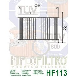 Filtre à huile HIFLOFILTRO HF113