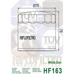 Filtre à huile HIFLOFILTRO HF163 chrome BMW