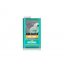 Huile filtre à air MOTOREX Air Filter Oil 206 1L