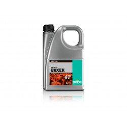 Huile moteur MOTOREX Boxer 4T 15W50 100% synthétique 4L