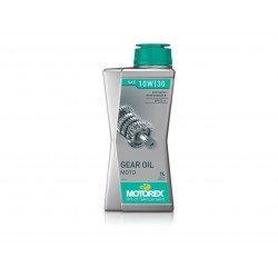 Huile boîte de vitesse MOTOREX Gear Oil 2T 10W30 100% synthèse 10 X 1L