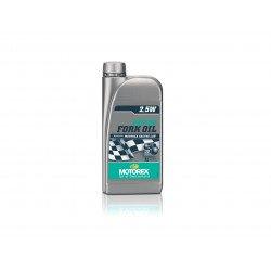 Huile de fourche MOTOREX Racing Fork Oil 2.5W 25L