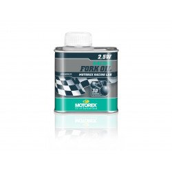 Huile de fourche MOTOREX Racing Fork Oil 2.5W 250ml