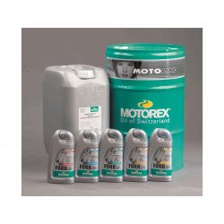 Huile de fourche MOTOREX Racing Fork Oil 10W 25L