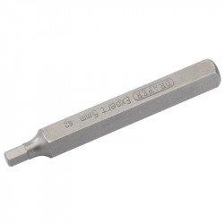 Embout de rechange DRAPER - 6 pans  5mm - longueur 75mm