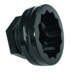 "Douille axe de roue JMP 1/2"" Ø28mm 12 pans"