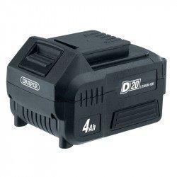 Batterie DRAPER D20 20V 4.0Ah Lithium-Ion