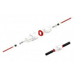 Cosse femelle série 090 SMTO BIHR Ø0,85mm²/1,25mm² - 50pcs