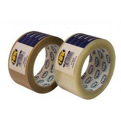 Ruban d'emballage HPX marron 50mm x 66m