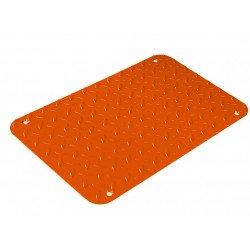 Accessoire table élévatrice BIKE LIFT Plaque anti-dérapante 550-340mm orange