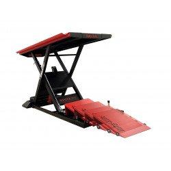 Table élévatrice BIKE LIFT Master 504 noir/rouge