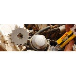 Résine époxy bi-composant aluminium LOCTITE 3455 A&B seringue 24ml