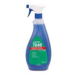 Solution dégraissante multi-usages LOCTITE 7840 spray 750ml
